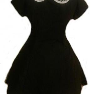 Gothic Lolita A line Little Black D..