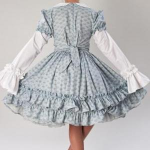 Gothic Lolita Dress Goth Loli EGL S..
