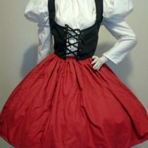 Little Red Riding Hood Victorian Wo..
