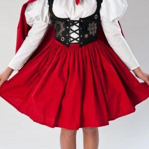 Steampunk Little Red Riding Hood St..