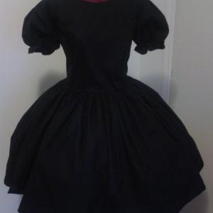 Gothic Lolita Nun Dress Apron with ..