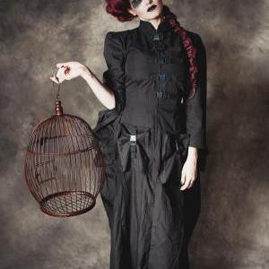 Steampunk Dress Gothic Steampunk Vi..