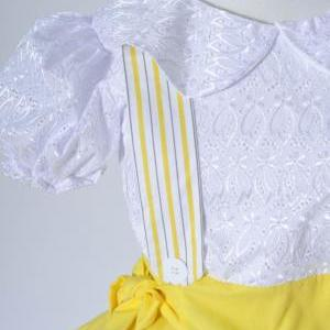 Goldilocks Dress Yellow Costume Sto..