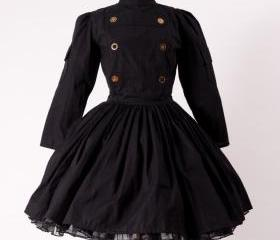 Steampunk Dress Mili..